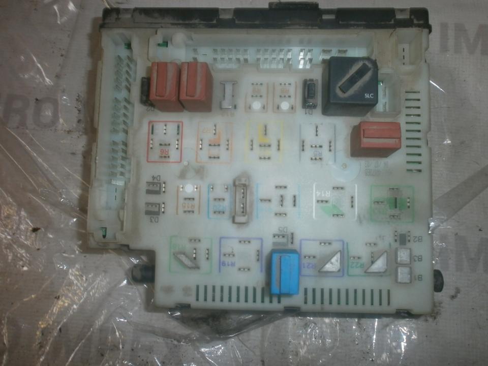 Saugikliu deze 96ag14a073eb  Ford ESCORT 1997 1.8