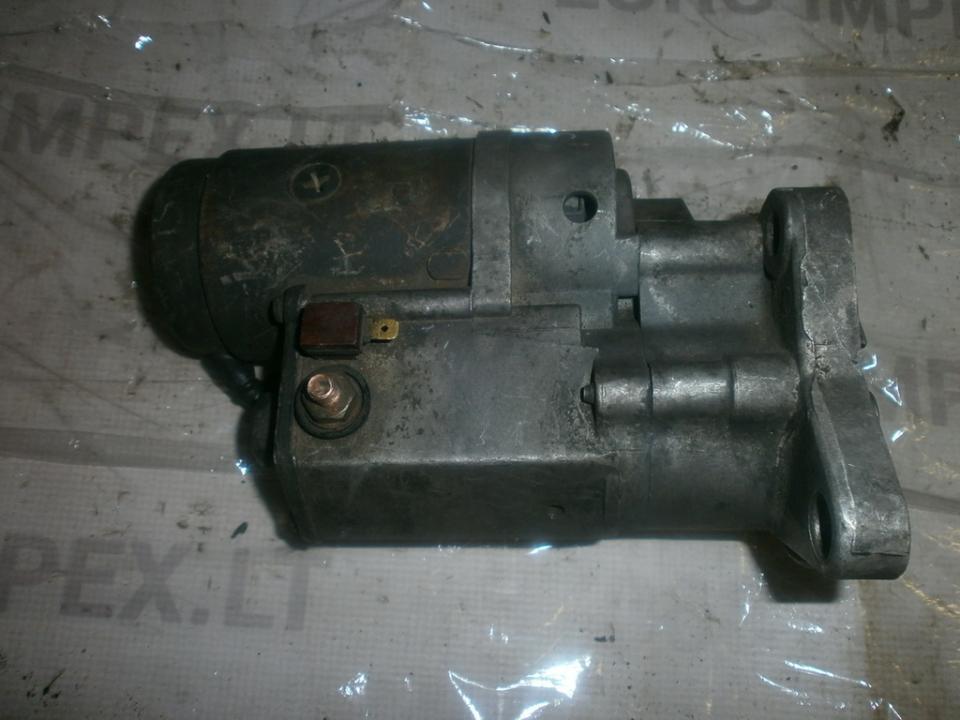 Starter Motor 23300aa220  Subaru LEGACY 1999 2.5
