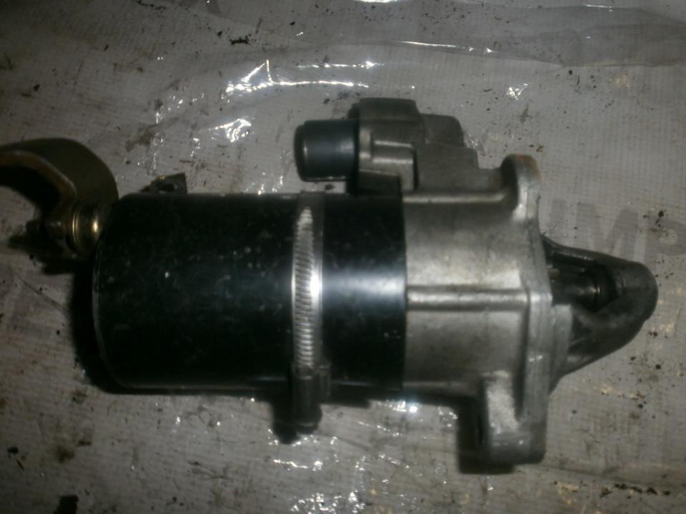 0001107068 Starter Motor Audi A4 1997 1 8l 46eur