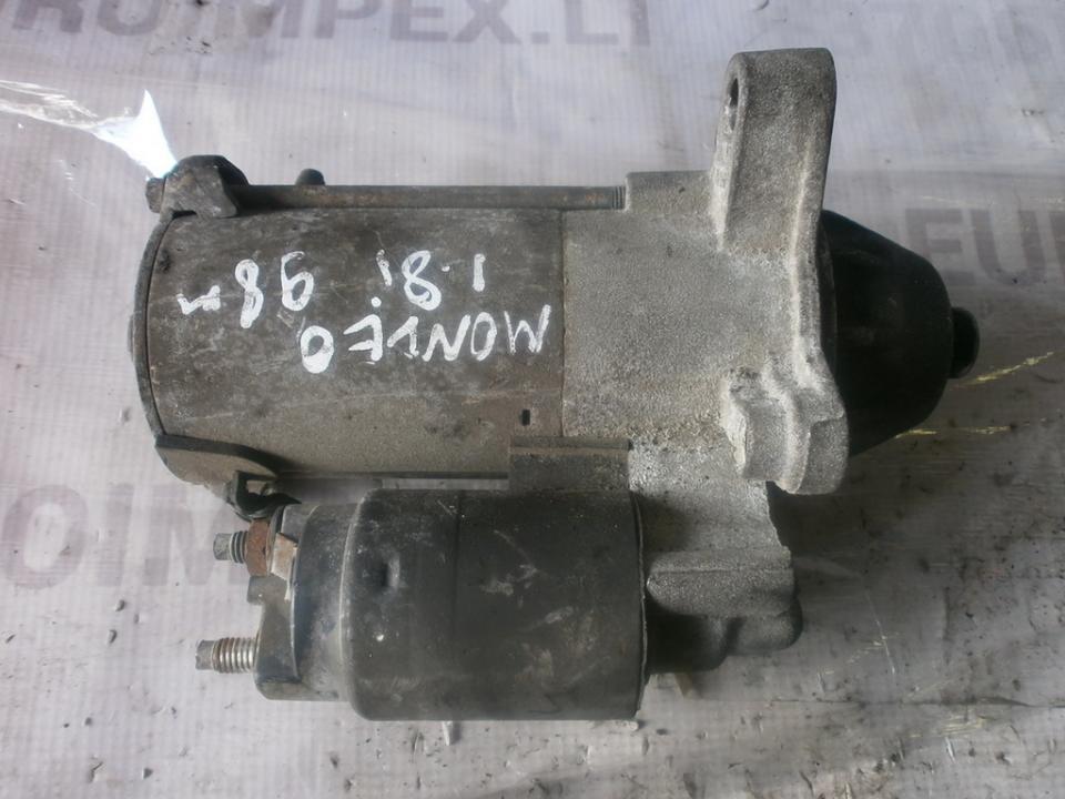 Starteris 96bb11000aa  Ford MONDEO 1996 1.8