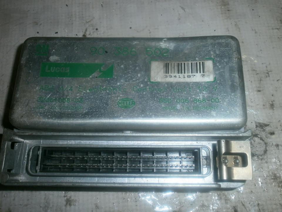 ABS kompiuteris 90386502 5sd066800 Opel TIGRA 1995 1.6