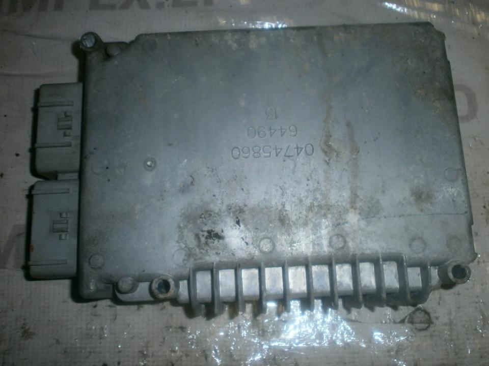 Variklio kompiuteris 04745860 6449013 Chrysler 300M 1998 3.5