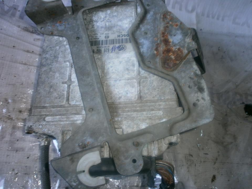 ECU Engine Computer (Engine Control Unit) 0281001486 028906021dl Volkswagen CADDY 2010 2.0