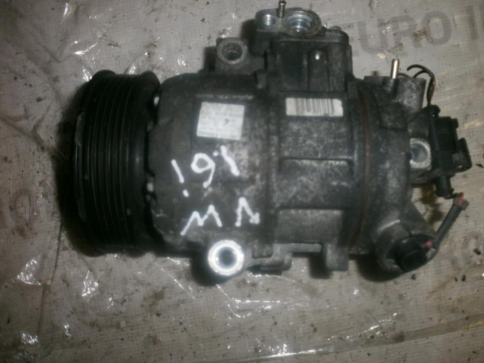 Компрессор системы кондиционирования 6q0820808b 6SEU12C  Volkswagen POLO 1993 1.0