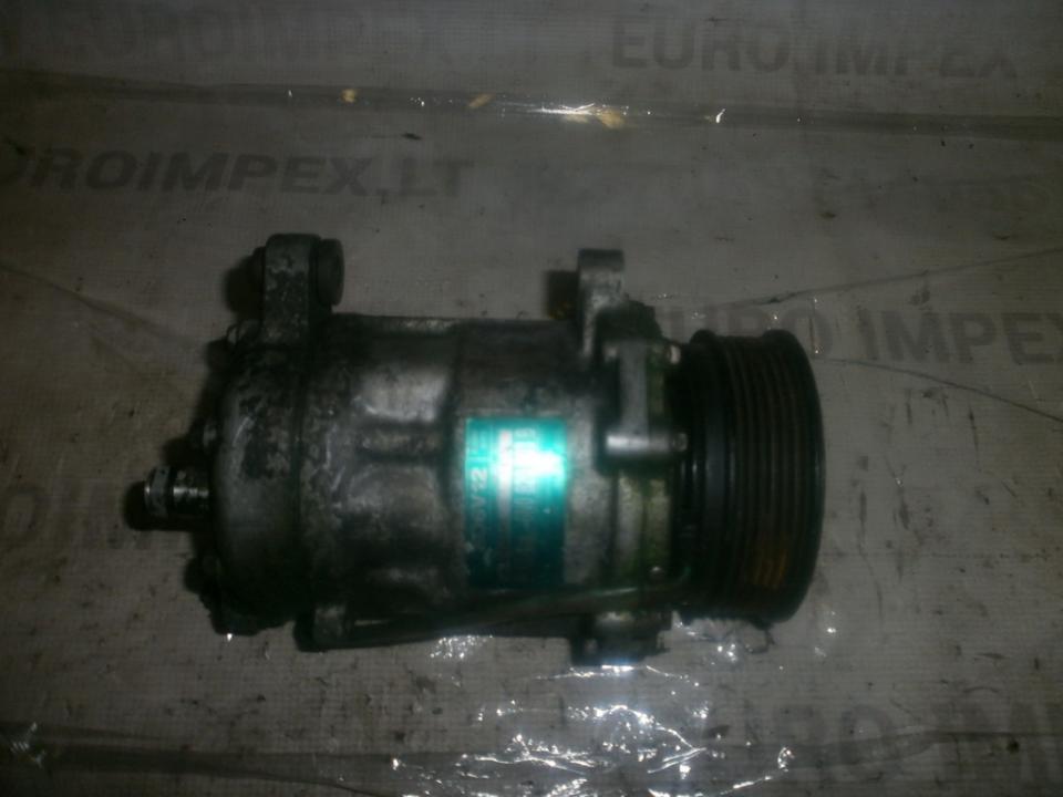 Kondicionieriaus siurblys 6n0820803b  Volkswagen POLO 2002 1.2