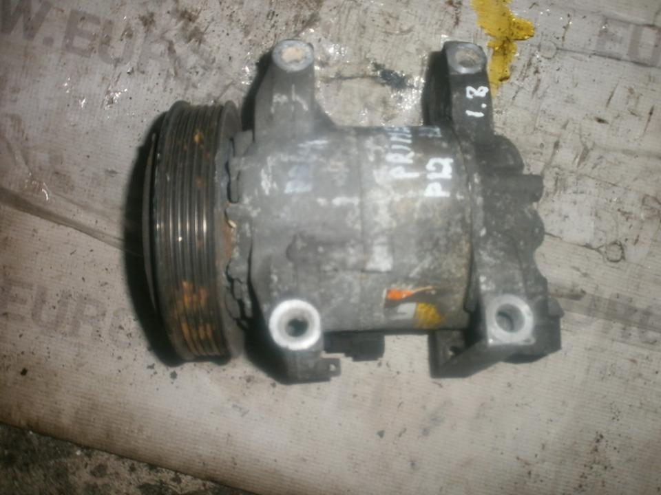 Компрессор системы кондиционирования 926009f501  Nissan PRIMERA 2003 1.8