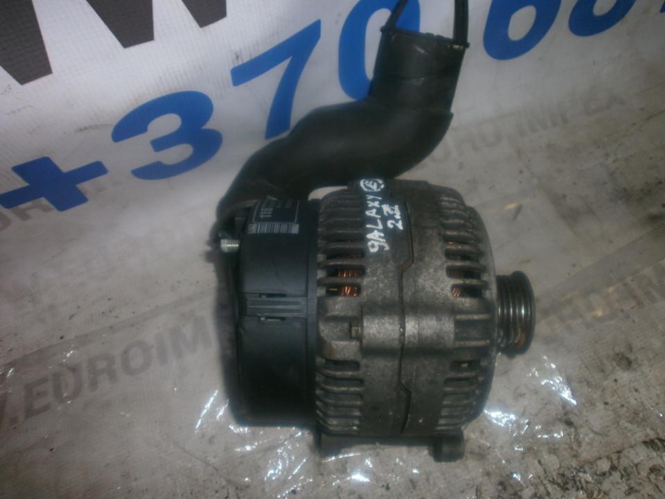 Alternator 0123510031 95VW10300EC Ford GALAXY 1996 2.0