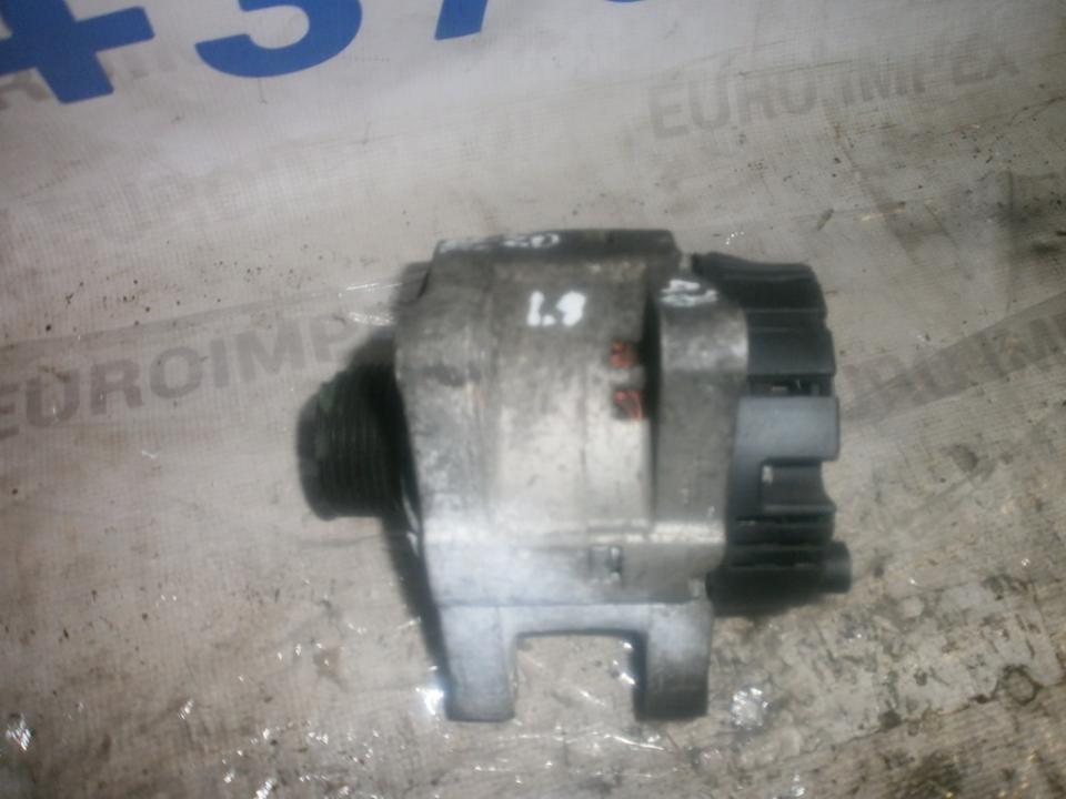 Generatorius S542489A  Peugeot 206 1998 1.9