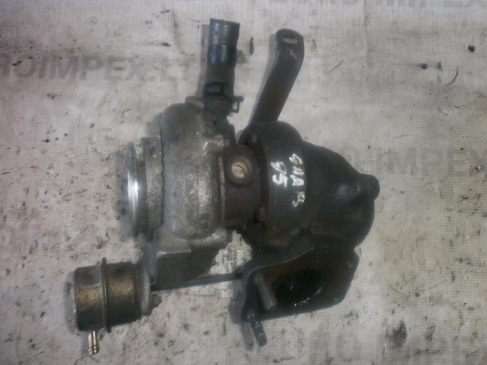 Turbina 9198631 GT1752 SAAB 9-5 2005 2.2