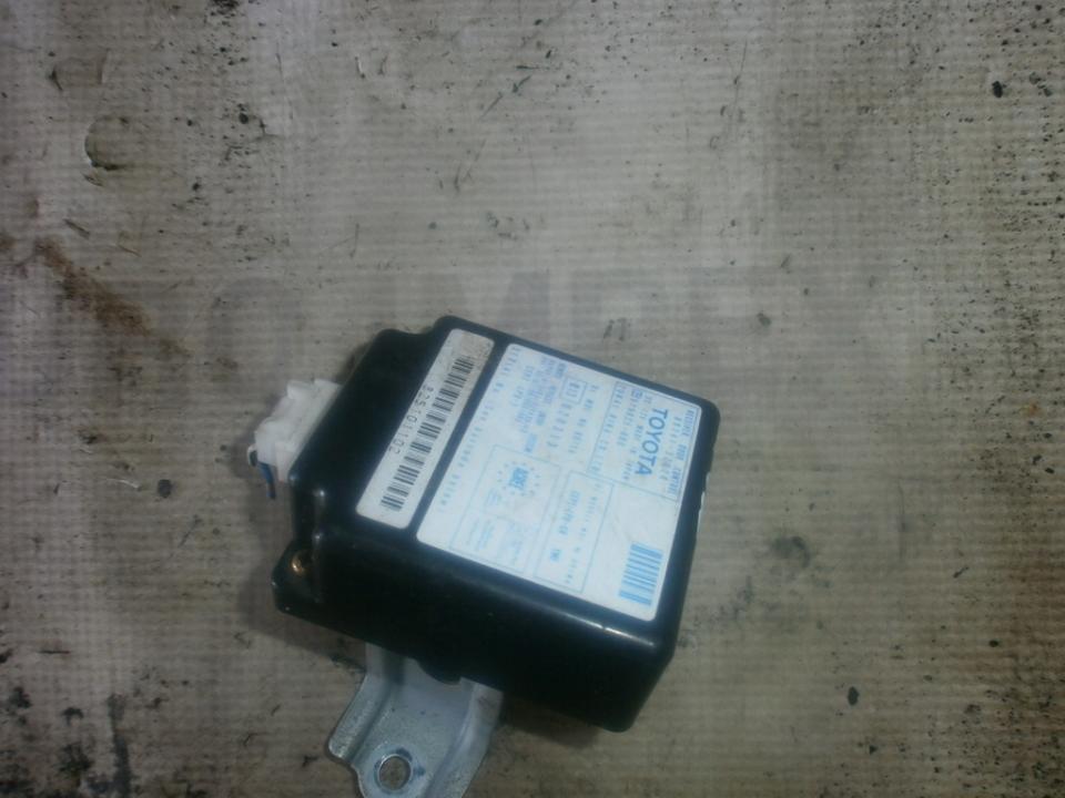Kiti kompiuteriai 8974152020  Toyota YARIS 2000 1.0