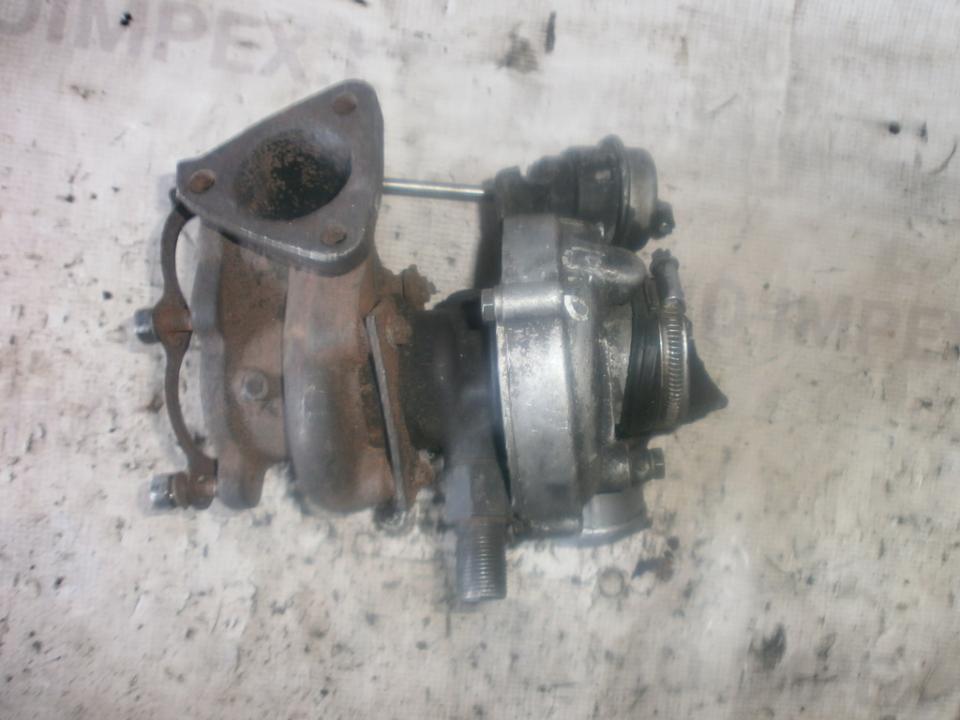 Turbina 028145703e  Volkswagen GOLF 1992 1.4