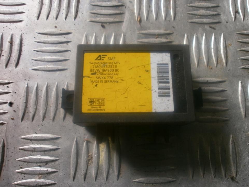 Другие компьютеры 7mo953257e  Ford GALAXY 1996 2.0