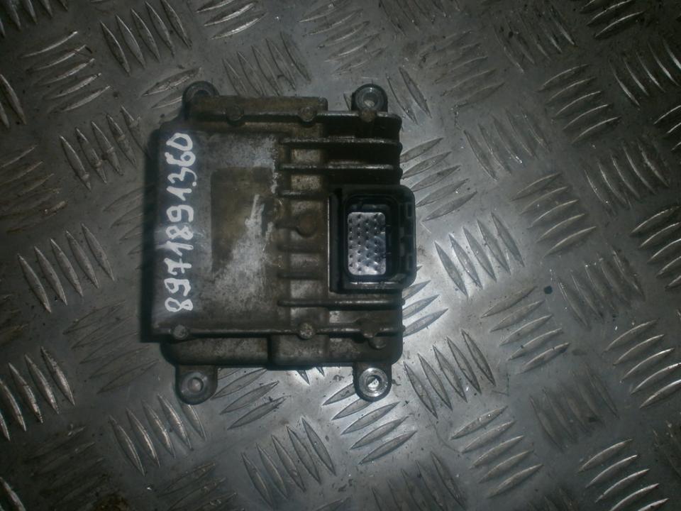Kiti kompiuteriai 8971891360  Opel ASTRA 1998 2.0