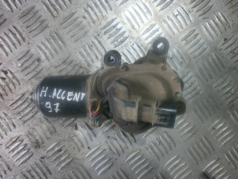 Priekinis langu valytuvu varikliukas WF125DC 9810022010 Hyundai ACCENT 1997 1.5