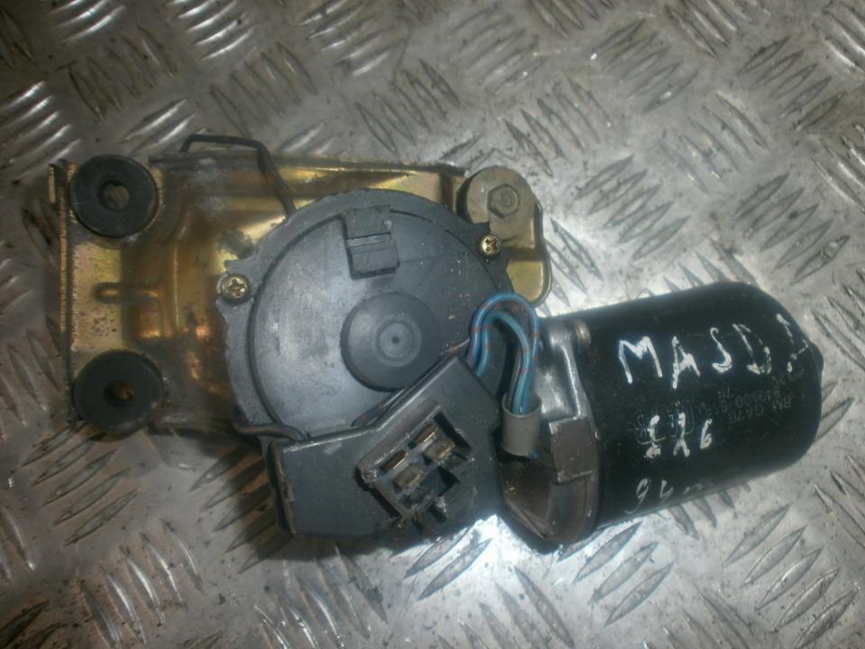 Priekinis langu valytuvu varikliukas 8491006681  Mazda 626 2000 2.0