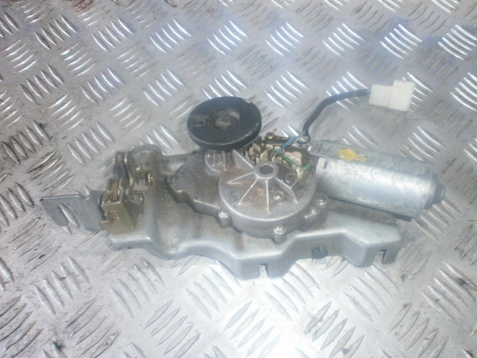 Galinio lango valytuvu varikliukas 1397020052  Renault LAGUNA 2000 1.9