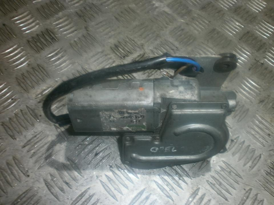 Задняя электродвигатель стеклоочистителя NENUSTATYTA  Opel VECTRA 2006 1.9