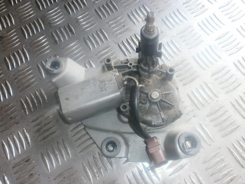 Galinio lango valytuvu varikliukas Peugeot  206, 1998.08 - 2002.07