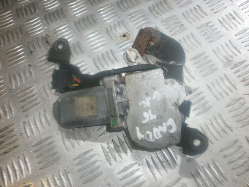 Galinio lango valytuvu varikliukas 6k9955713  Volkswagen CADDY 2006 1.9