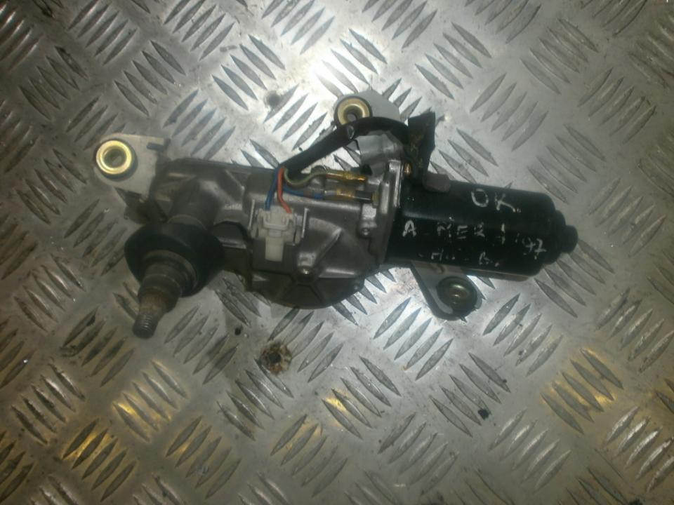 Моторчик стеклоочистителя задний 287100N000  Nissan ALMERA 1995 1.6