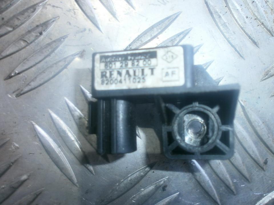 Srs Airbag daviklis 601298200  Renault MEGANE SCENIC 1998 1.6