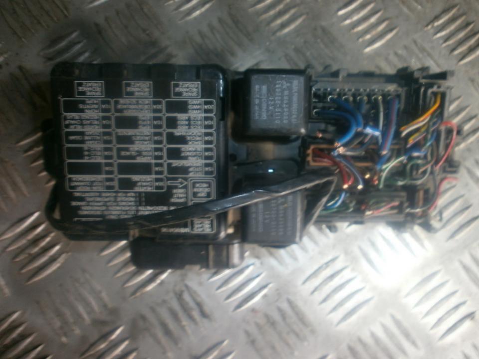 mb954196 fuse box mitsubishi galant 1993 2 0l 27eur eis00016042