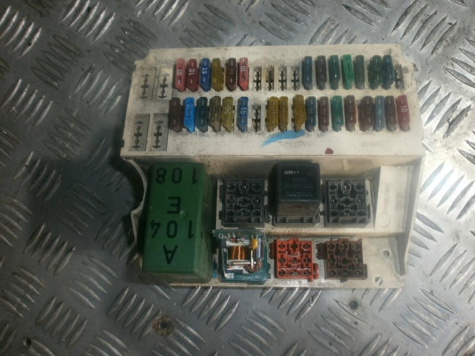 00016060_214035268 used and working 'fuse box ' part filter volvo 850 used parts Lincoln Continental Fuse Box at crackthecode.co