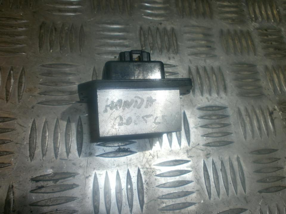 Peciuko reostatas 0778000710  Honda CR-V 2008 2.2