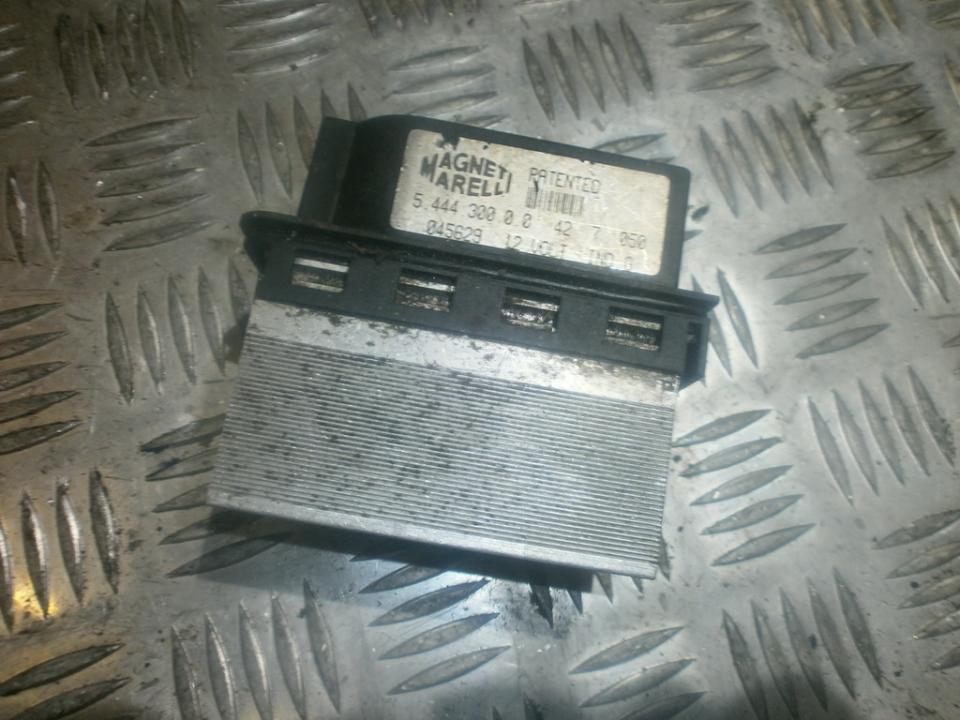 Peciuko reostatas 544430000 045629 Renault ESPACE 1997 3.0