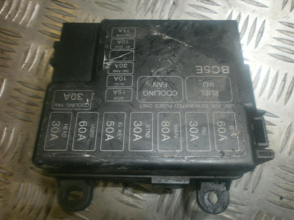 72543033 Fuse Box Mazda 323 1995 15l 14eur Eis00016297 Used Parts Rhshopeuroimpexlt: Mazda 323 Fuse Box At Gmaili.net