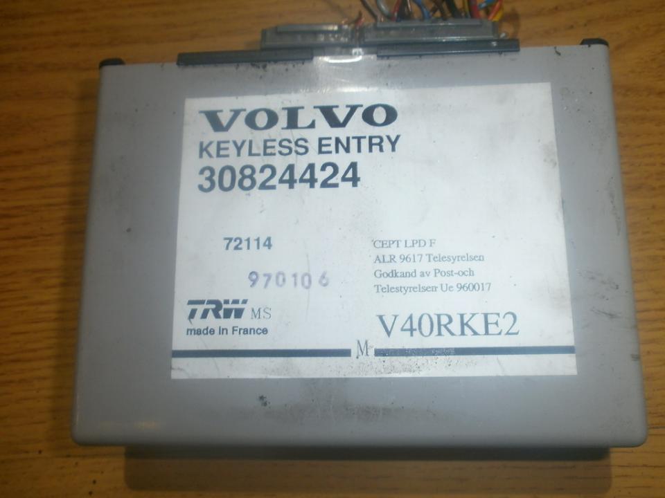 30824424 Imobilaizerio kompiuteris Volvo V40 1999 1.8L 29EUR EIS00016417