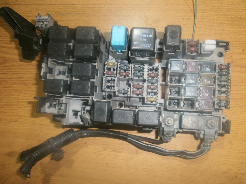 Saugikliu deze NENUSTATYTA  Mazda 6 2002 2.3