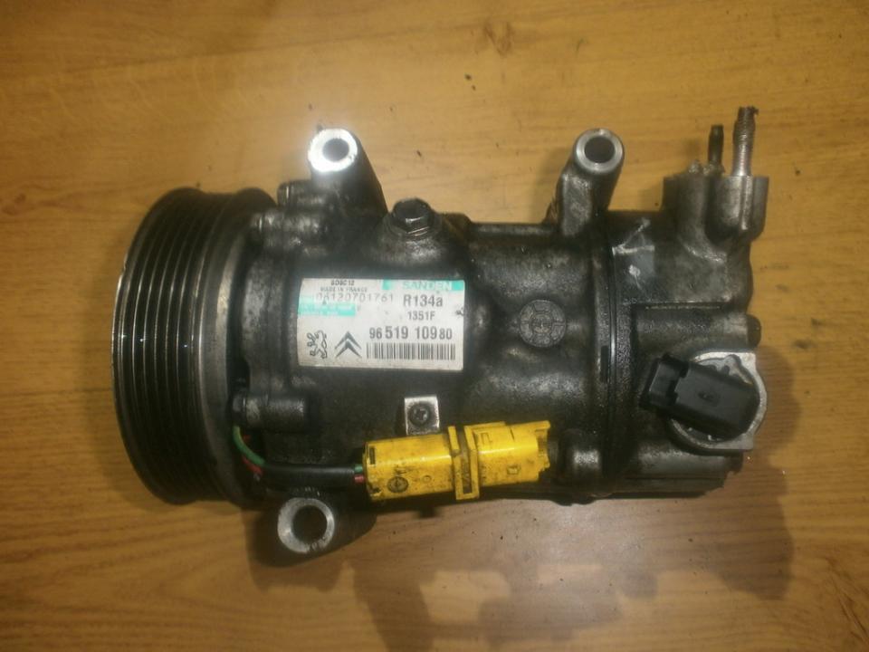 Kondicionieriaus siurblys 9651910980  Peugeot 207 2009 1.4