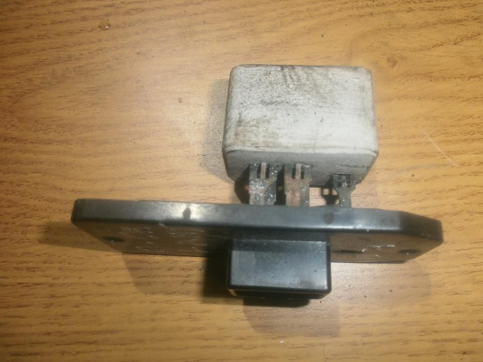 Heater Resistor (Heater Blower Motor Resistor) NENUSTATYTA  Mitsubishi GALANT 1999 2.0