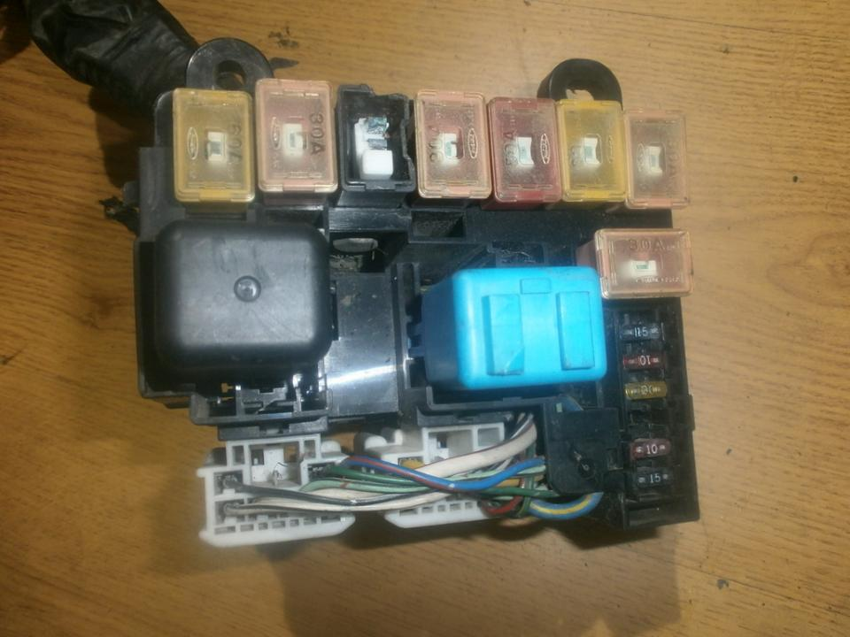 b21m fuse box mazda 323 1997 1 5l 15eur eis00047710 used parts shop