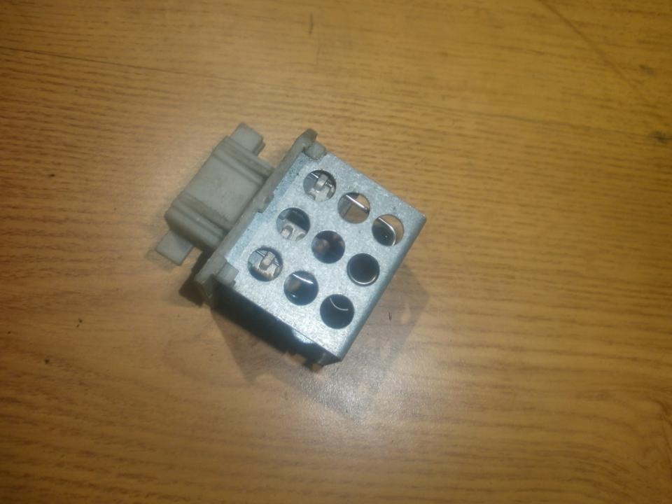 Heater Resistor 1a01g 38574 Peugeot 206 1998 1.4