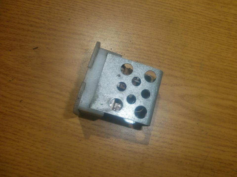 Резистор отопителя от производителя  a1688200297  Mercedes-Benz A-CLASS 1998 1.7