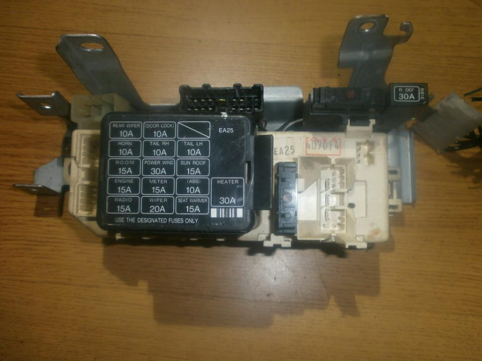 fuse box mazda mx 3 1992 1 6l 19eur eis00062268 used parts shop fuse box mazda mx 3 1991 1998