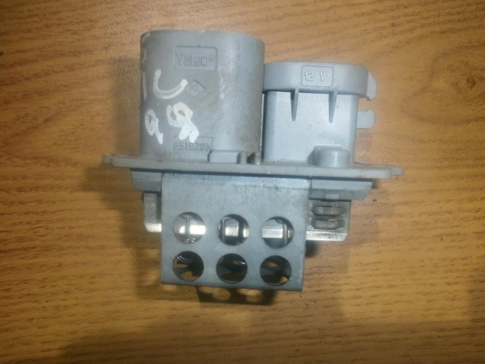 Peciuko reostatas (ezys) (ventiliatoriaus rele) 651920n  Renault SCENIC 1998 1.6