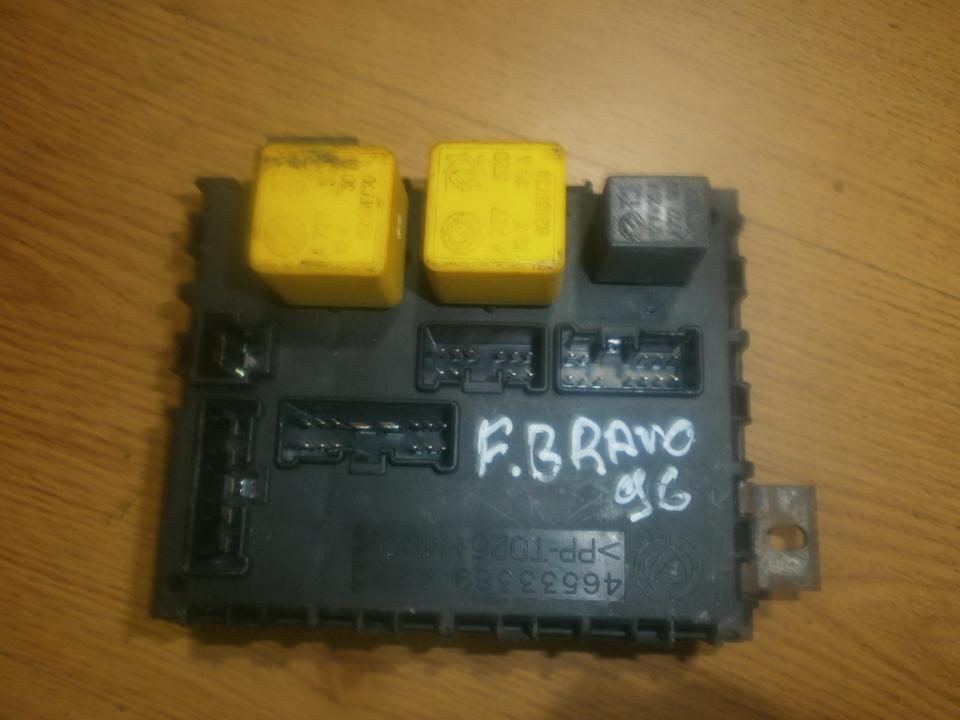 Saugikliu deze 46533389  Fiat BRAVO 2008 1.9