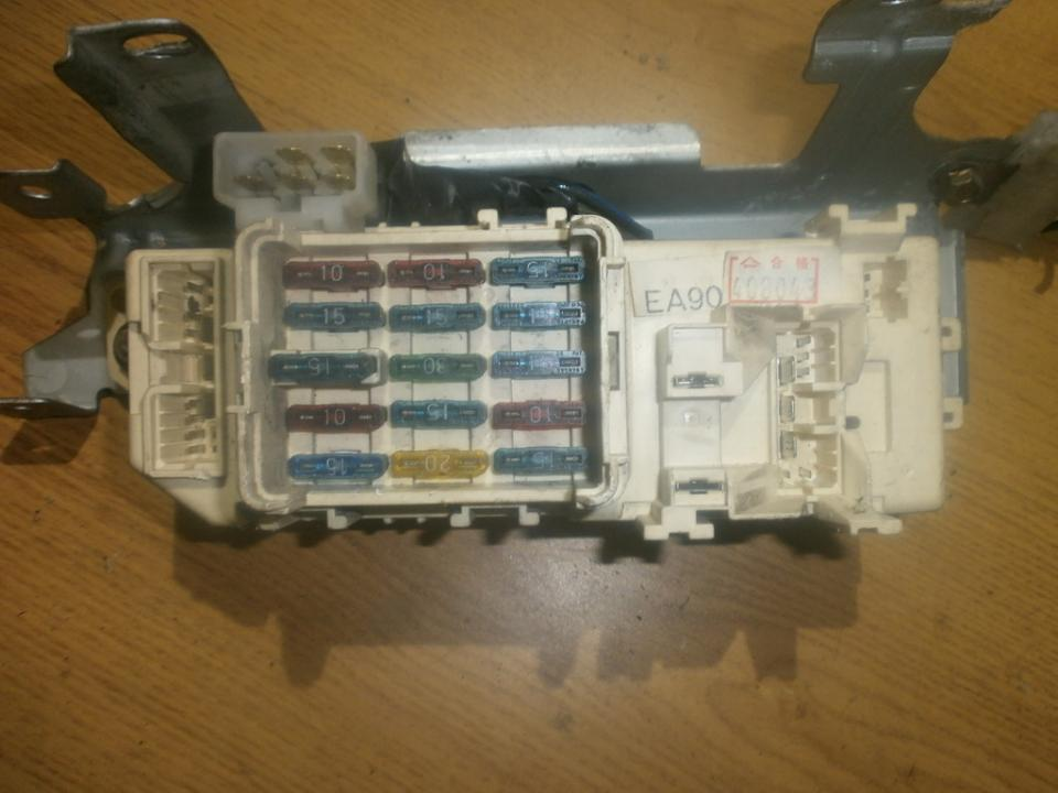 2g23a fuse box mazda mx 3 1993 1 8l 15eur eis00056602 used parts fuse box mazda mx 3 1991 1998