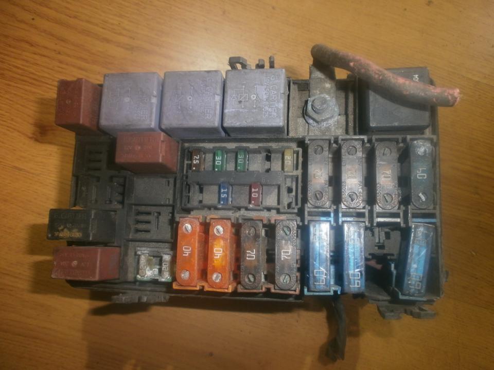 renault vel satis fuse box renault vel satis  bj0   fuse box 55rgdm016 4406490  renault vel satis  bj0   fuse box