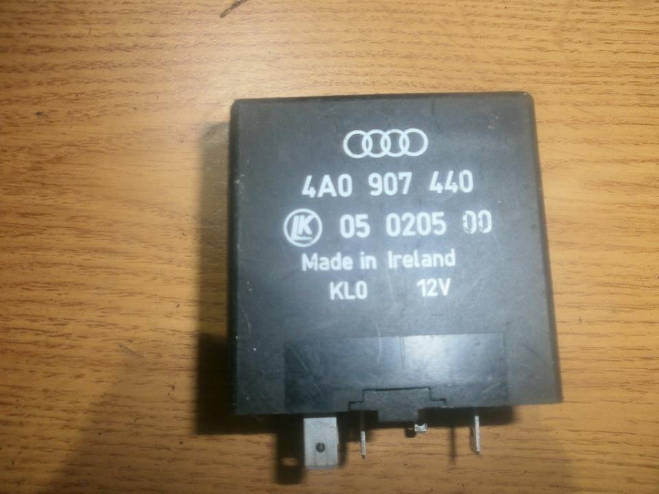 4A0907440 Relay module Audi A6 1999 2.5L 14EUR EIS00018213