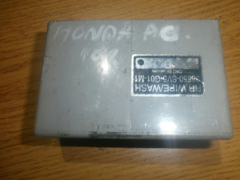 Другие компьютеры 38650sv5g01m1  Honda CIVIC 1996 1.4