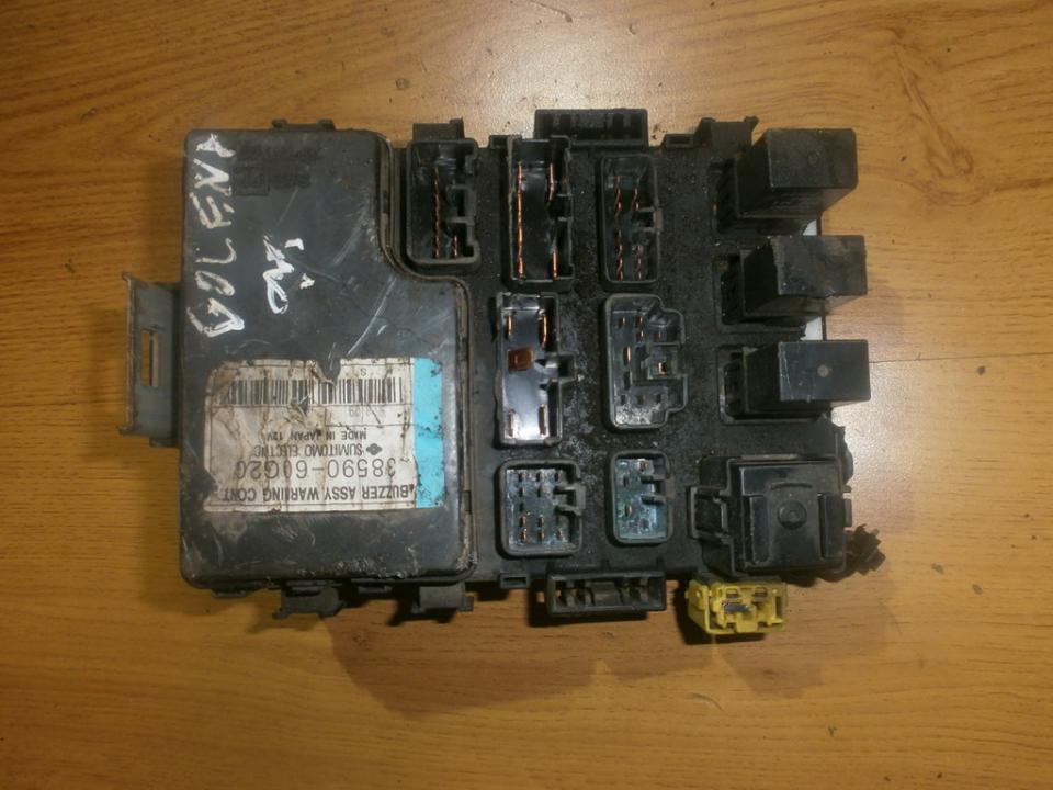Saugikliu deze 3859060g20  Suzuki BALENO 1997 1.3