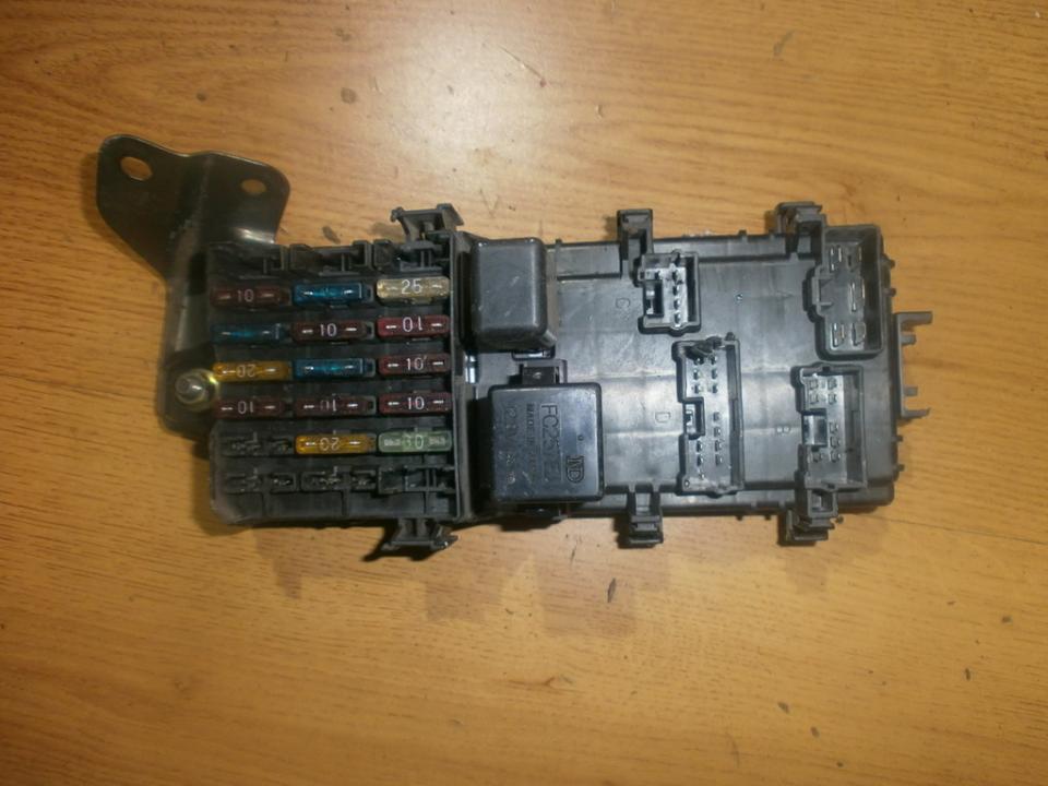 Dodge Colt Fuse Box Automotive Circuit Diagram