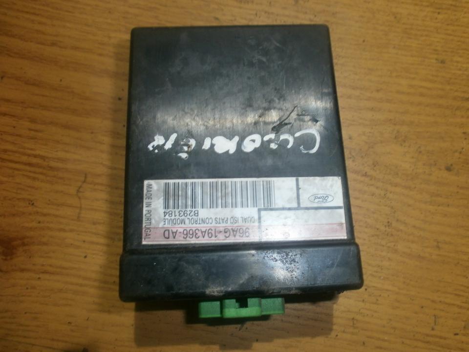 Kiti kompiuteriai 96ag19a366ad  Ford MONDEO 1993 1.6