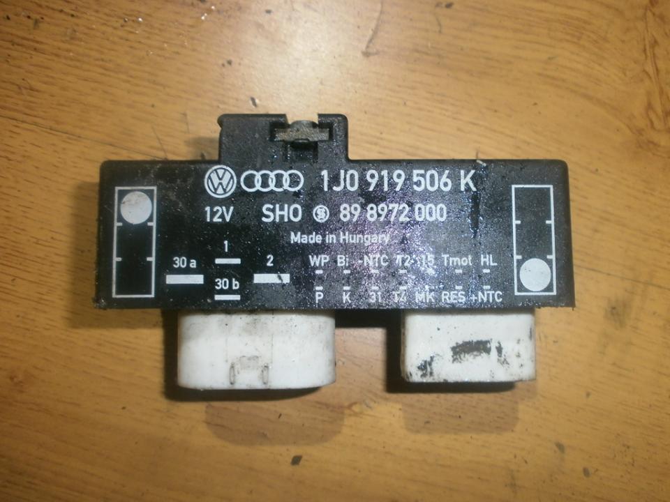 Blower Fan Regulator  1j0919506k  Volkswagen GOLF 2007 1.9