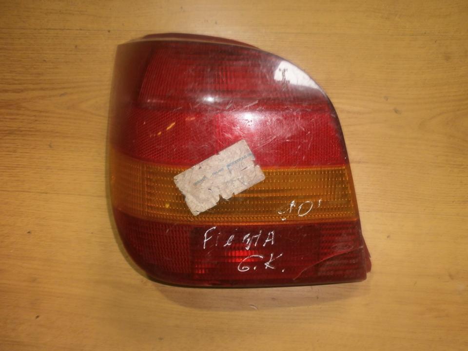 Galinis Zibintas G.K. 89fg13a603 a2810881 Ford FIESTA 2009 1.3