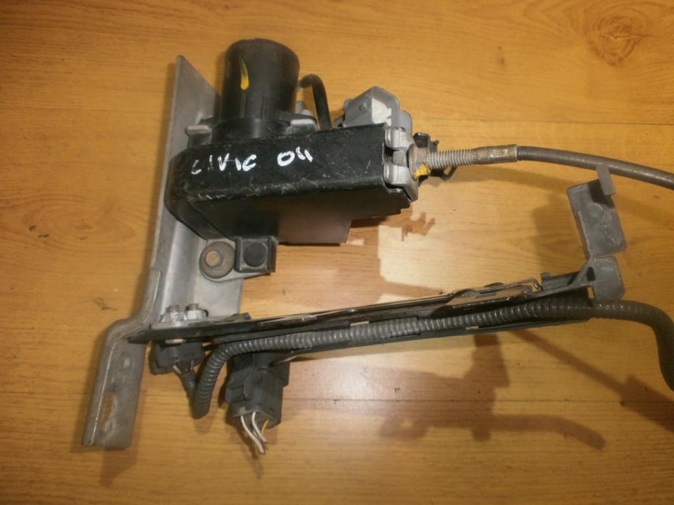 Elektrinis greicio pedalas NENUSTATYTA  Honda CIVIC 1994 1.5